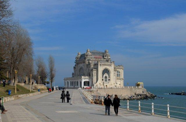 Mai multe străzi din Constanța, reabilitate și modernizate din fonduri europene
