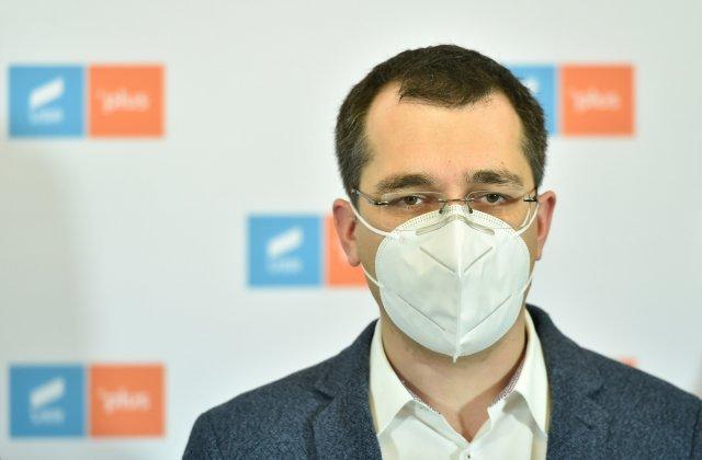 Lider PNL, atac la adresa lui Vlad Voiculescu: Îi cere lui Berbeceanu să încalce deliberat legea