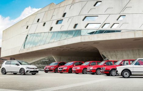 Volkswagen oprește definitiv producția modelului Golf în SUA