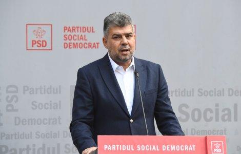 """Ciolacu: """"Ne vom întâlni cu liderii sindicatelor pentru bugetul național"""""""