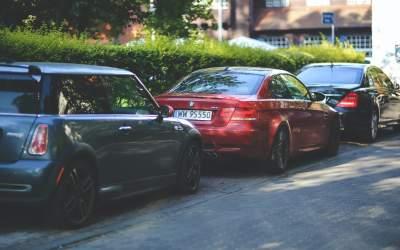 Taxă pentru unele parcări...