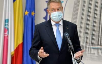 """Klaus Iohannis: """"Guvernul să..."""