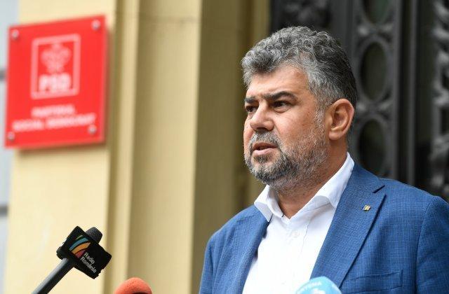 """Marcel Ciolacu: """"Depunem moţiune simplă împotriva ministrului Sănătăţii"""""""