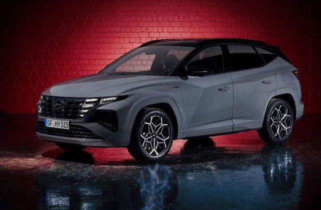 Hyundai prezintă noul Tucson N Line: design mai agresiv pentru SUV-ul asiatic