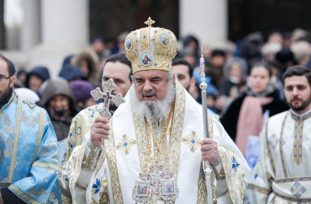 """Patriarhul Daniel: """"Am aflat cu durere despre tragedia provocată de incendiul din spitalul Matei Balș"""""""
