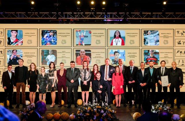 Gala Trofeelor Alexandrion - cea mai importantă gală a sportului românesc, organizată pentru al 6-lea an consecutiv