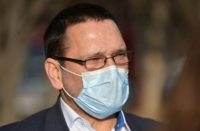 """Traian Berbeceanu, revocat din funcție: """"Am avut un mandat scurt, dar plin de provocări"""""""