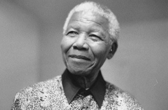 """Nelson Mandela este in stare """"critica"""""""