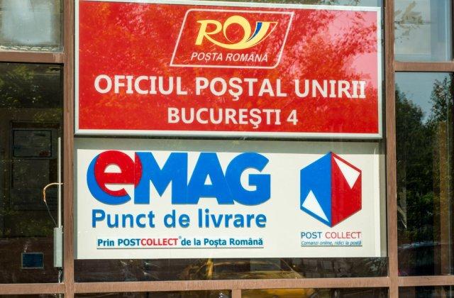 Poșta Română a primit fonduri nerambursabile pentru îmbunătăţirea calităţii serviciilor