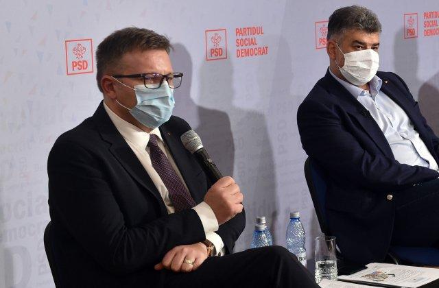 Marius Budăi vrea ca parlamentarii de dreapta să nu voteze bugetul de austeritate propus de Florin Cîţu