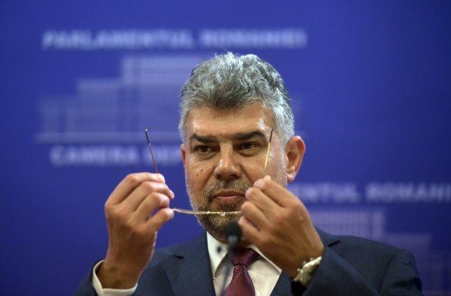 """Ciolacu: """"Cîţu şi-a luat palme peste ochi la Bruxelles şi îşi varsă frustrările pe toată lumea în ţară"""""""