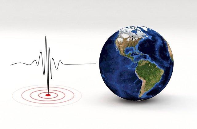 Cutremur cu magnitudinea 3,6 în această dimineață în România. Unde s-a resimțit