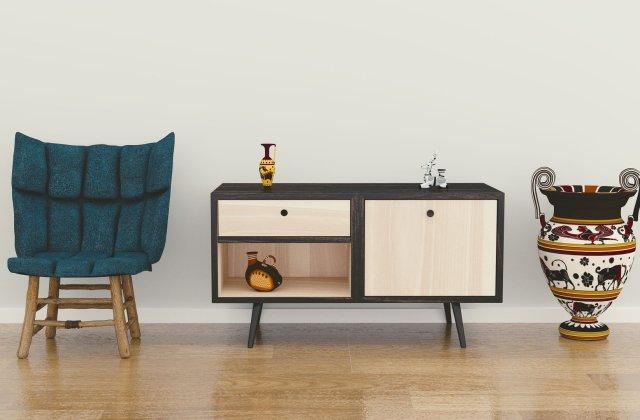 Top 3 cele mai versatile piese de mobilier