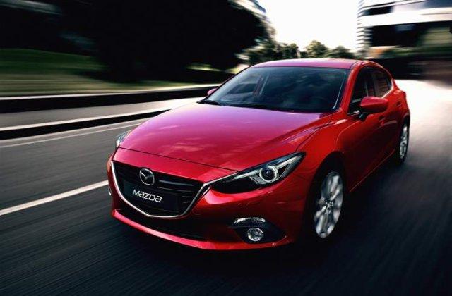 OFICIAL: Noua Mazda3, foto si informatii complete