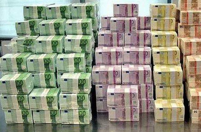 Rezervele valutare la BNR au scazut in iunie