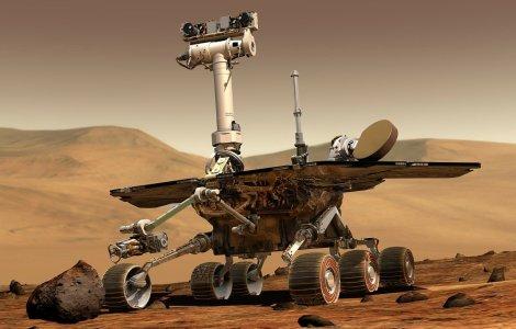 VIDEO Roverul Perseverance de la NASA a ajuns cu bine pe Marte