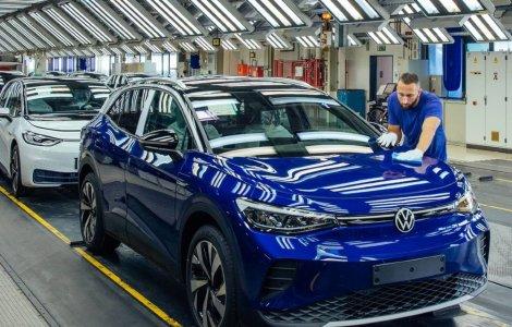 Volkswagen a început producția de pre-serie pentru ID.5