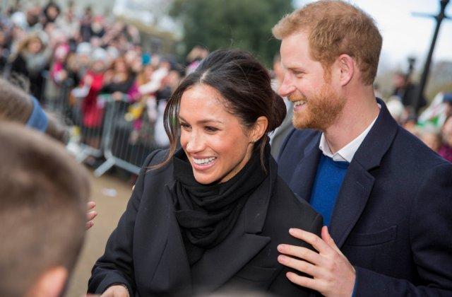 Prințul Harry și soția sa, Meghan Markle, au părăsit definitiv casa regală britanică