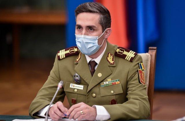 """Valeriu Gheorghiță: """"S-a observat o scădere continuă progresivă a numărului de cazuri"""""""