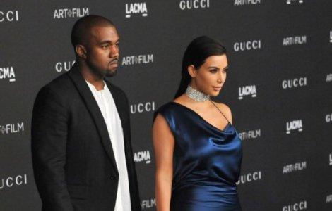 Kim Kardashian divorțează de Kanye West
