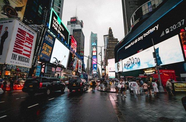 New York a înregistrat cea mai scăzută rată de infectare din ultimele trei luni