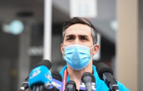 Gheorghiță: România va primi din aprilie vaccinuri de la Johnson &...