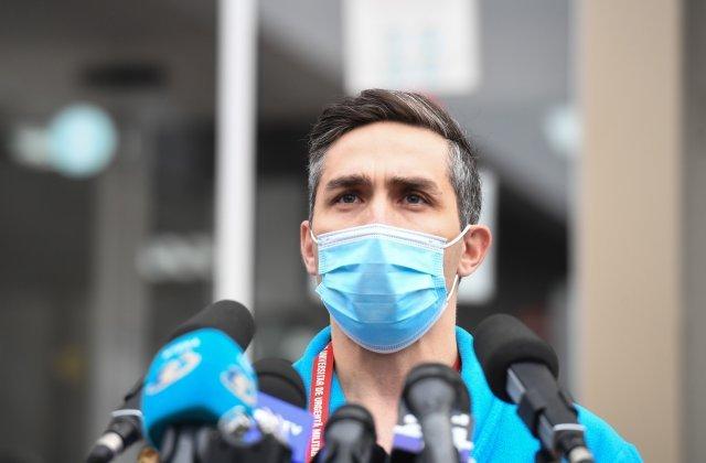 Valeriu Gheorghiță: România va primi din aprilie vaccinuri de la Johnson & Johnson