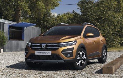 Dacia Sandero a depășit VW Golf la înmatriculările europene din...