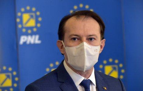 "VIDEO Cîțu: ""România are o campanie de vaccinare de succes"""