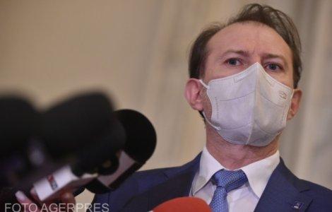 """Cîțu, despre protestele bugetarilor: """"Am luat cele mai bune măsuri"""""""