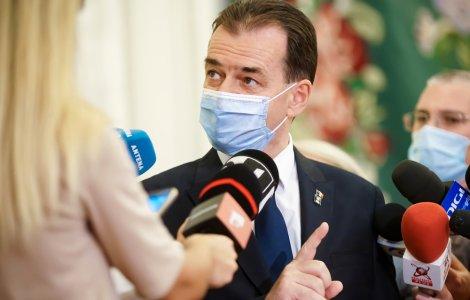 """Lodovic Orban: """"În cursul acestui an poate să înceapă prima..."""