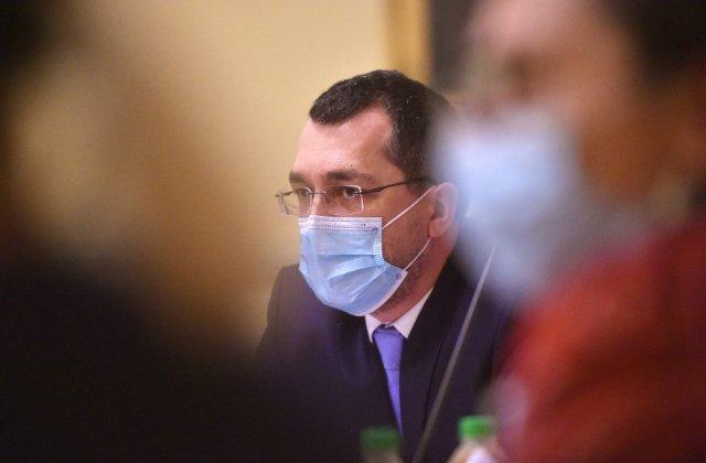"""Vlad Voiculescu, mesaj pentru cei ce nu respectă restricțiile: """"Aș prefera sancțiuni mai dure"""""""