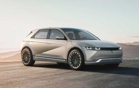 Hyundai Ioniq 5: cele 3.000 de exemplare de lansare, vândute în mai...