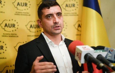 """Simion: """"AUR votează bugetul dacă ne tăiaţi cei 4 milioane de euro..."""