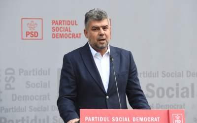 Ciolacu, despre votul...