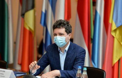 """Nicușor Dan: """"Primăria a depus proiecte în valoare de 7 miliarde de euro"""""""