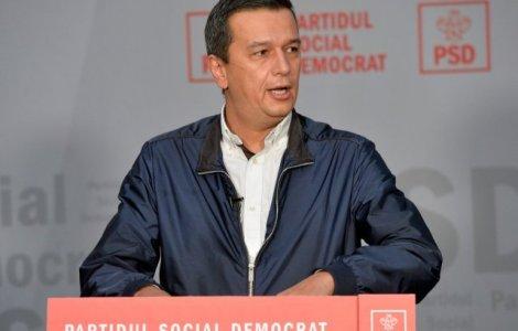 """Sorin Grindeanu: """"Bugetul pe 2021 are vicii de neconstituţionalitate!"""""""
