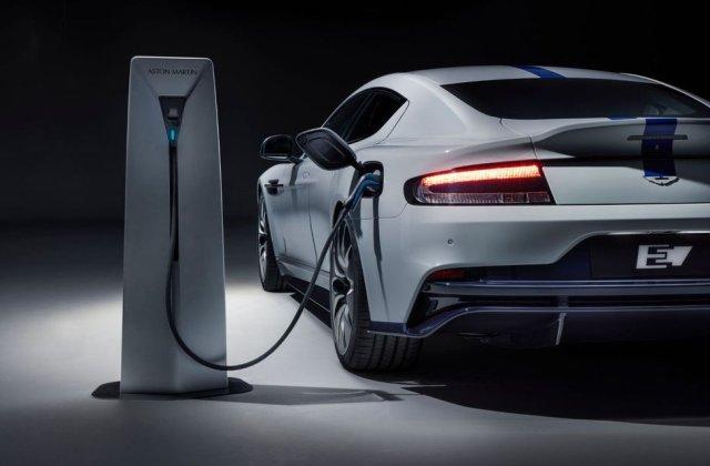 Aston Martin pregătește două mașini electrice: producția va începe în 2025