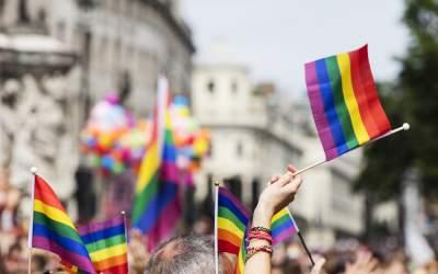 Parada LGBT din Sydney,...