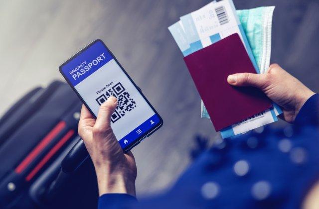 China lansează un pașaport digital de sănătate pentru călătoriile internaționale