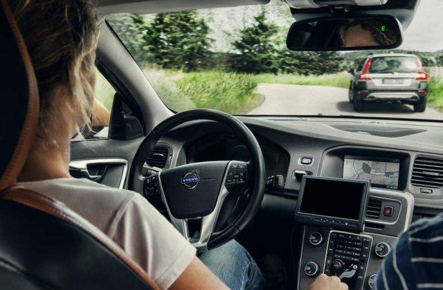 Masinile vor incepe sa ne conduca. Promite Volvo, din 2014