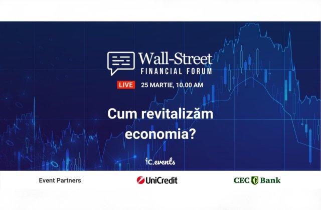 Financial Forum 2021: cum arată economia României și ce finanțări ai la îndemână pentru afacerea ta