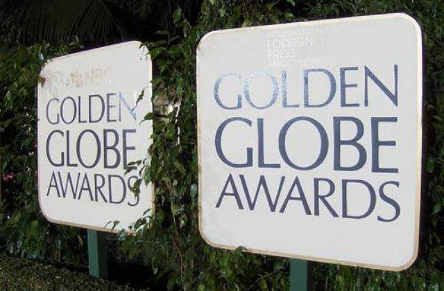 Top 10 tinute la Golden Globes