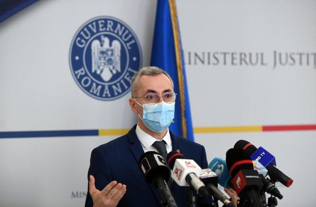 """Ministrul Justiției: """"Din punctul meu de vedere, nu e închis Dosarul 10 august"""""""
