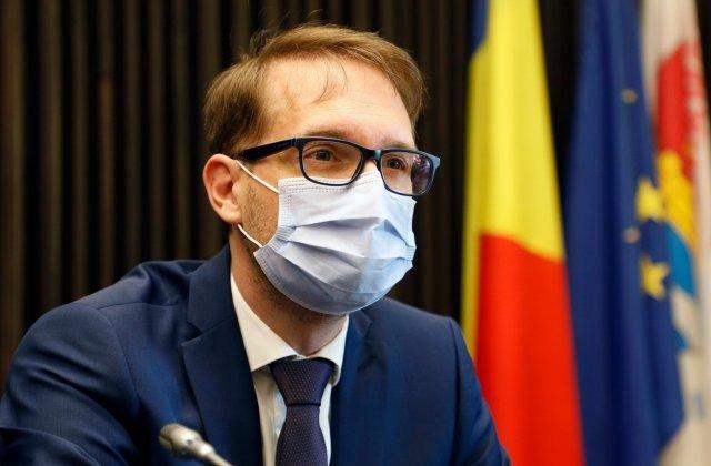 Dominic Fritz: Deciziile de carantinare trebuie să fie logice ca să aibă credibilitate