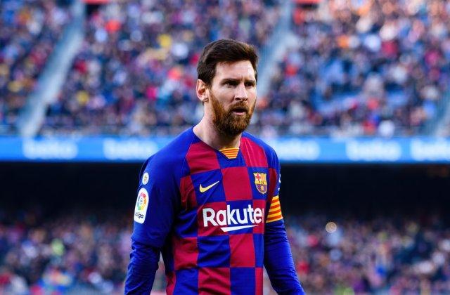 Lionel Messi, dublă şi record pentru FC Barcelona în meciul de duminică seara