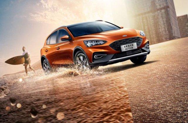 Ford Focus va primi un facelift în toamna acestui an