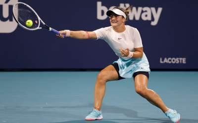 Tenismena Bianca Andreescu...