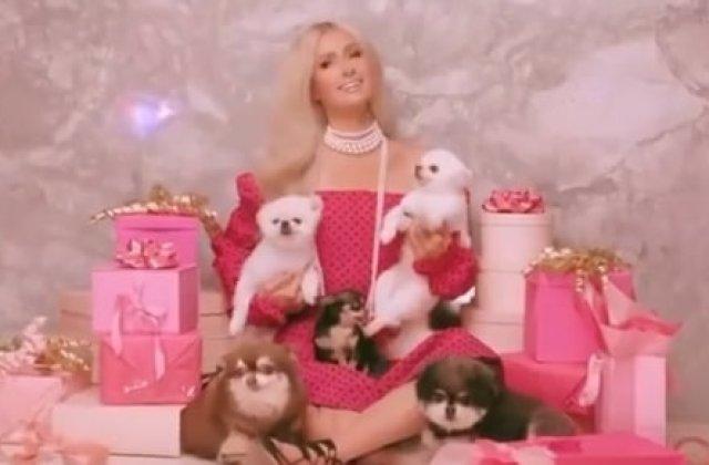 Paris Hilton i-a cumpărat câinelui său o geantă. Cât a costat-o accesoriul pe vedetă