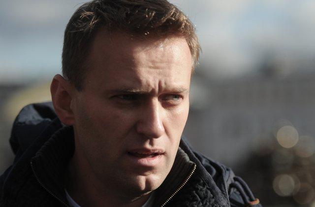 Aleksei Navalnîi a slăbit 8 kg de când a ajuns în penitenciar